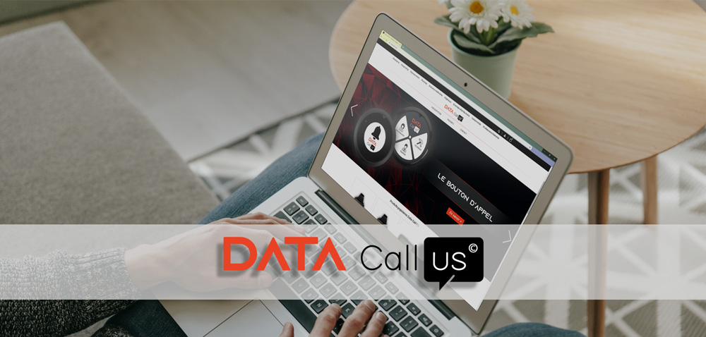 Site Internet Data Call Us