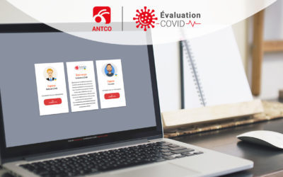 La plateforme Evaluation-COVID