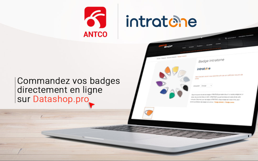 Les badges Intratone